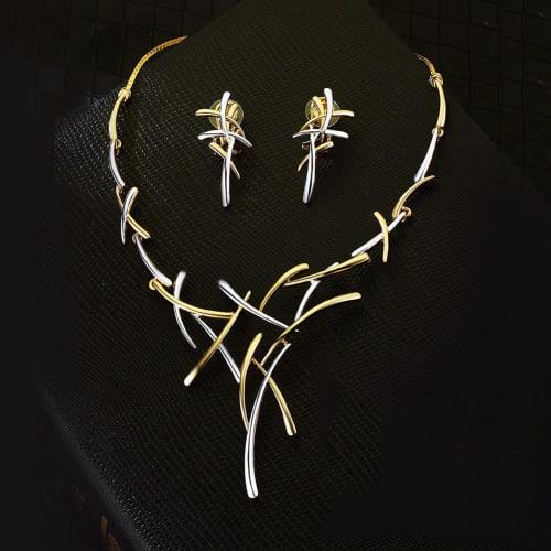 Soulmates Necklace Set - BlingVine