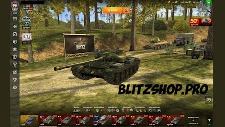 121B, T-62A, T-54, T-44 64.53% 2085
