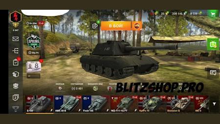 E100, AMX50B, Foch155 60.04% 1583