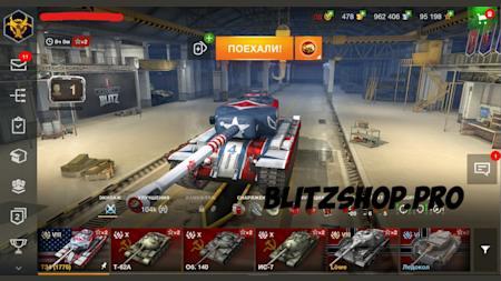 T-62A, Об.140, ИС-7 56.49% 1432