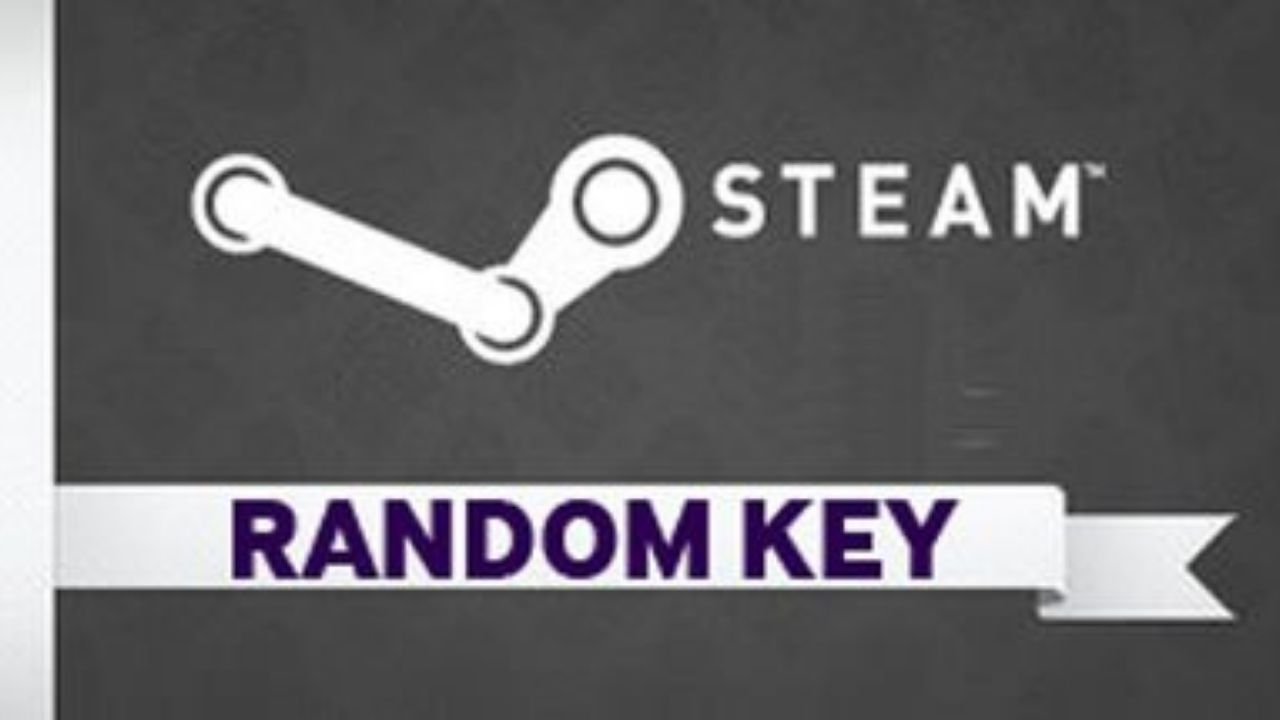 Steam Key Random