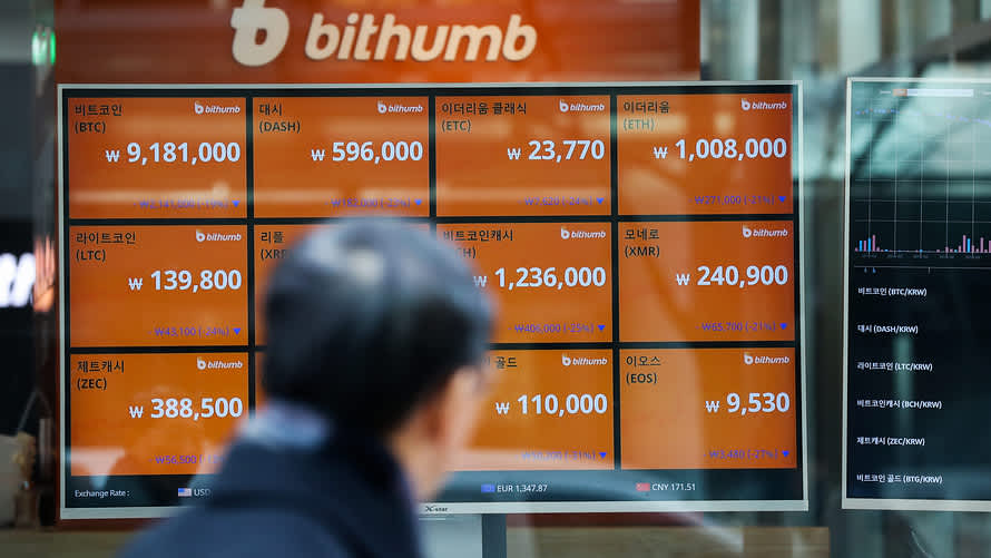 Singapore based BK Global acquires bithumb for $353 million