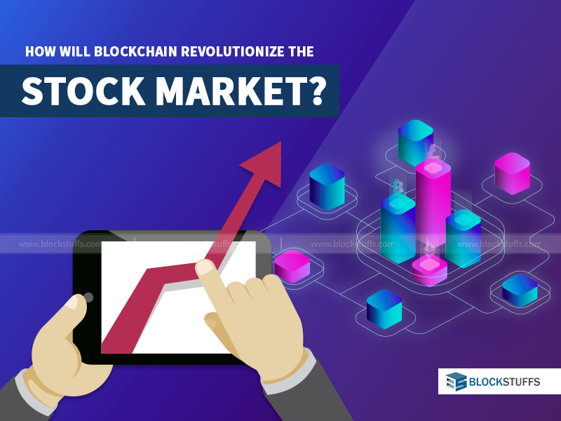 Blockchain and stock market