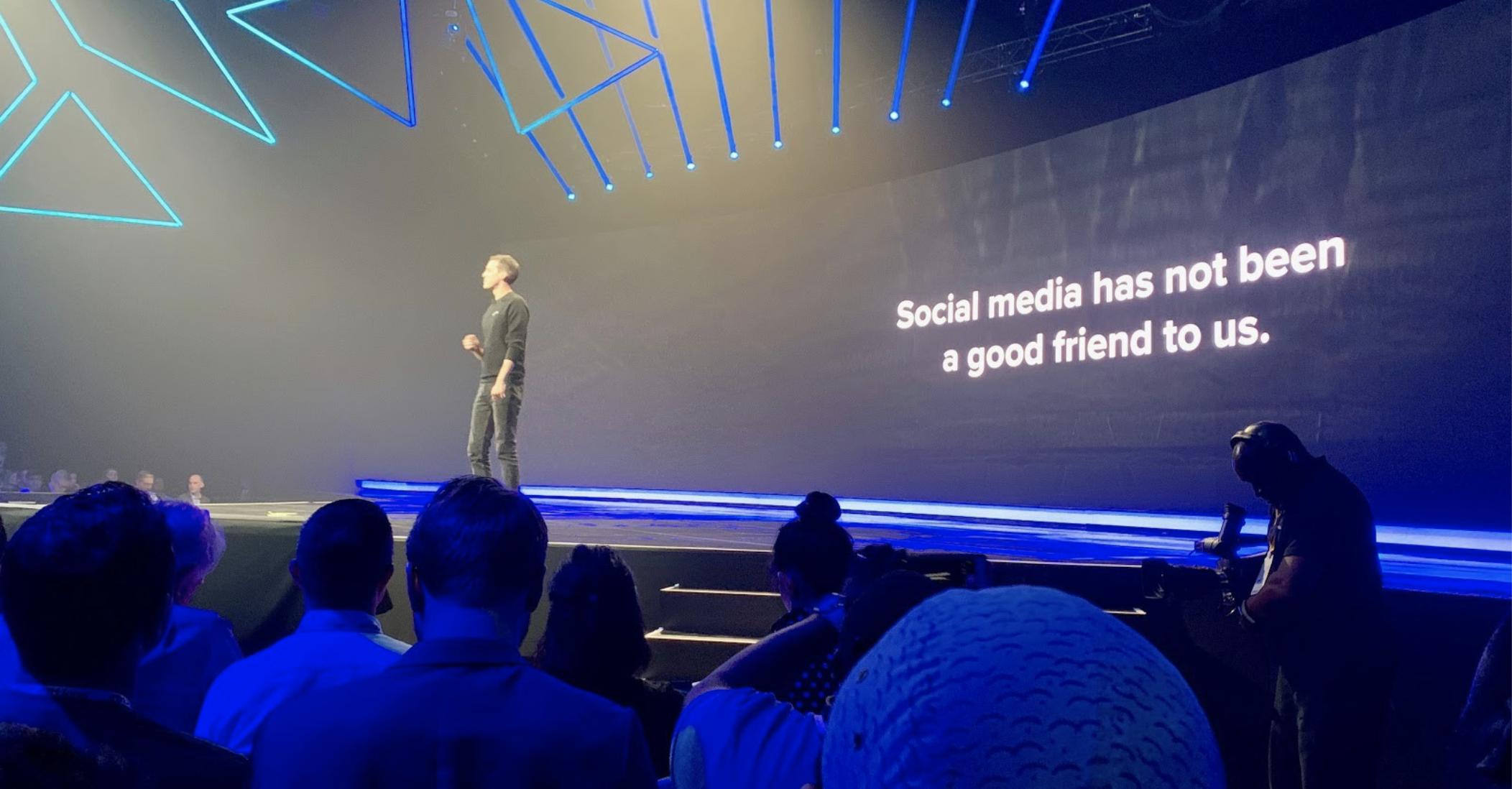 Blockone Launches Social Media App on EOS blockchain