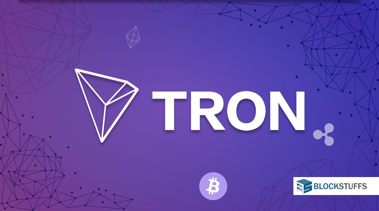 Tron Transactions Surpass Bitcoin, Ethereum, Ripple and Bitcoin Cash
