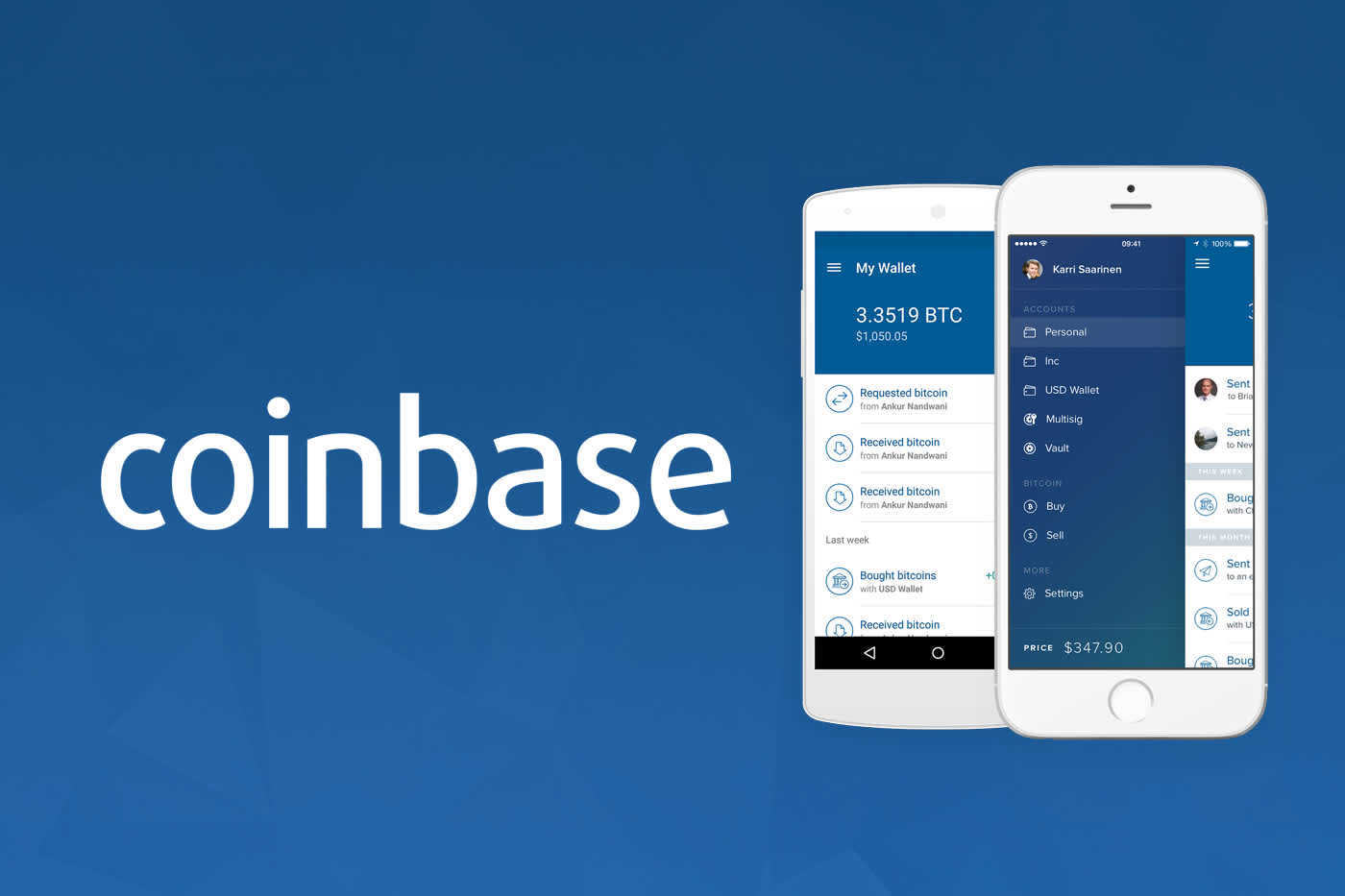 Coinbase adds paypal for fiat Withdrawls