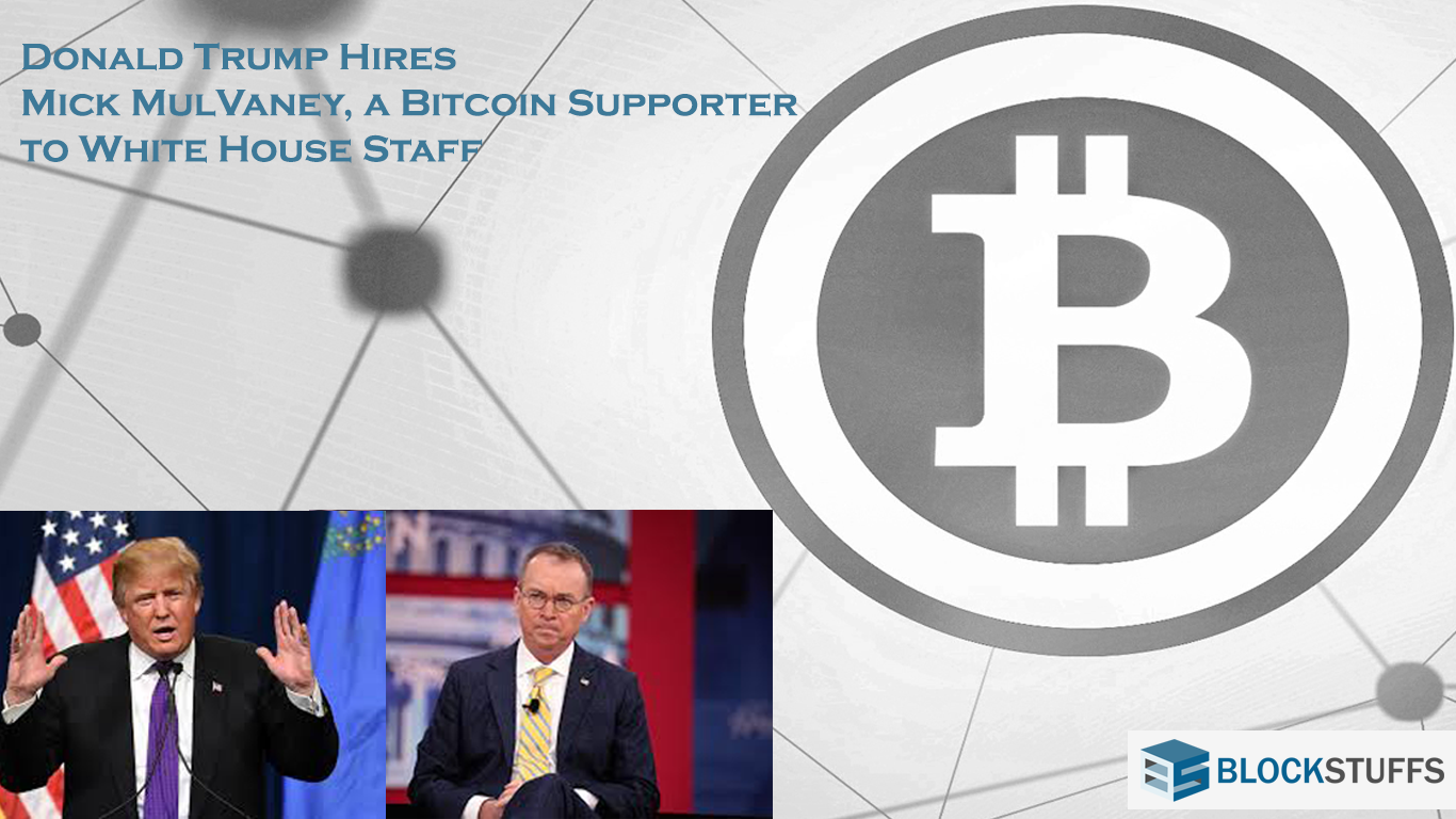 Donald Trump hires a Prominent Bitcoin Supporter as White House Staff