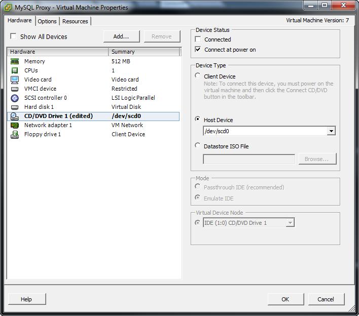 Install VMware Tools for Ubuntu guest on ESXi host | blog jeffcosta com