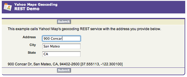 Calling a REST Web Service (XML) with Apex