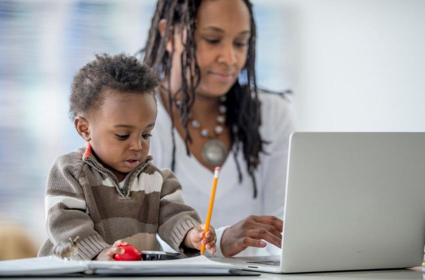 Research Shows How Covid-19 Has Moved The Dial For Working Parents