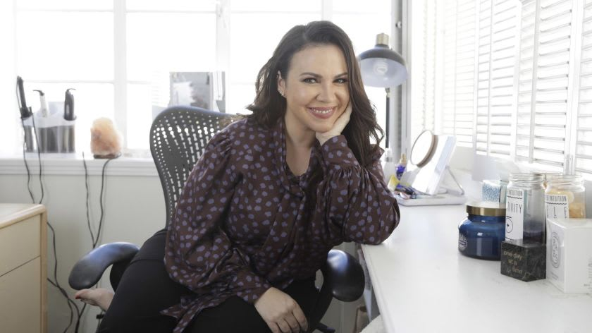 How This Hollywood Creator Is Shattering Glass Ceilings For Latina Women