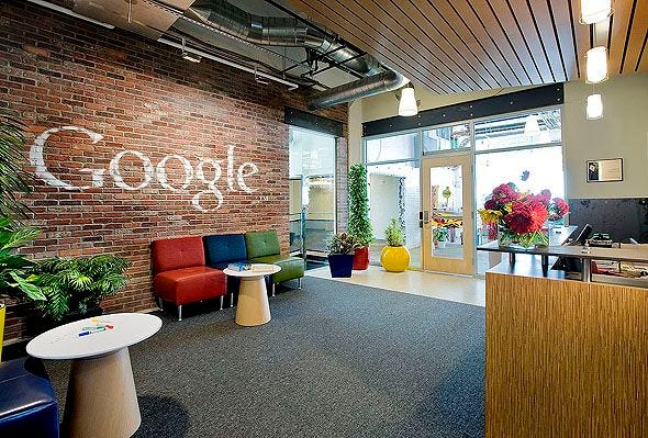 Google Diversity Report Shows Little Progress For Women And People Of Color