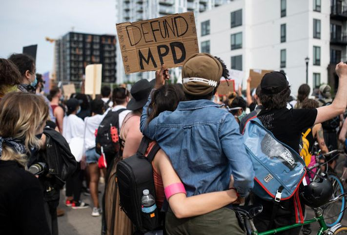 Minneapolis To Disband Police Department