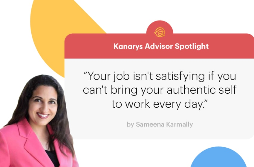 Advisor Spotlight: Meet Sameena Karmally