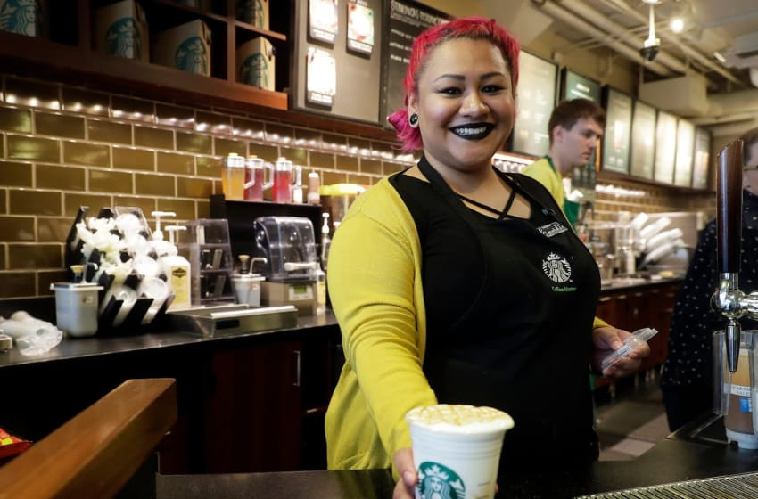 Starbucks is paying workers for 30 days, even if they don't show up for work amid the coronavirus outbreak