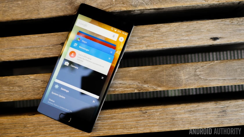 "OnePlus 2 - Double SIM and ""Ask every time"" bug - Workaround"