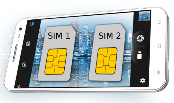 OnePlus 2 - Double SIM automatic selection
