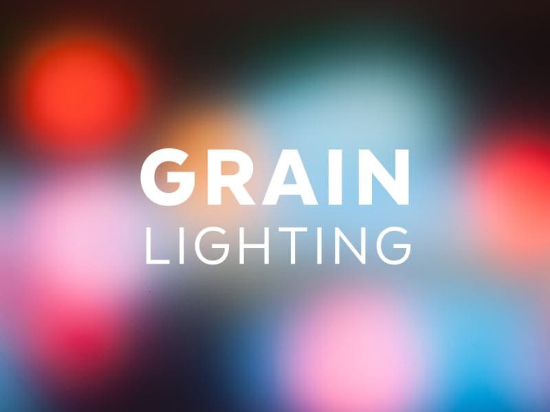 Grain Lighting Logo