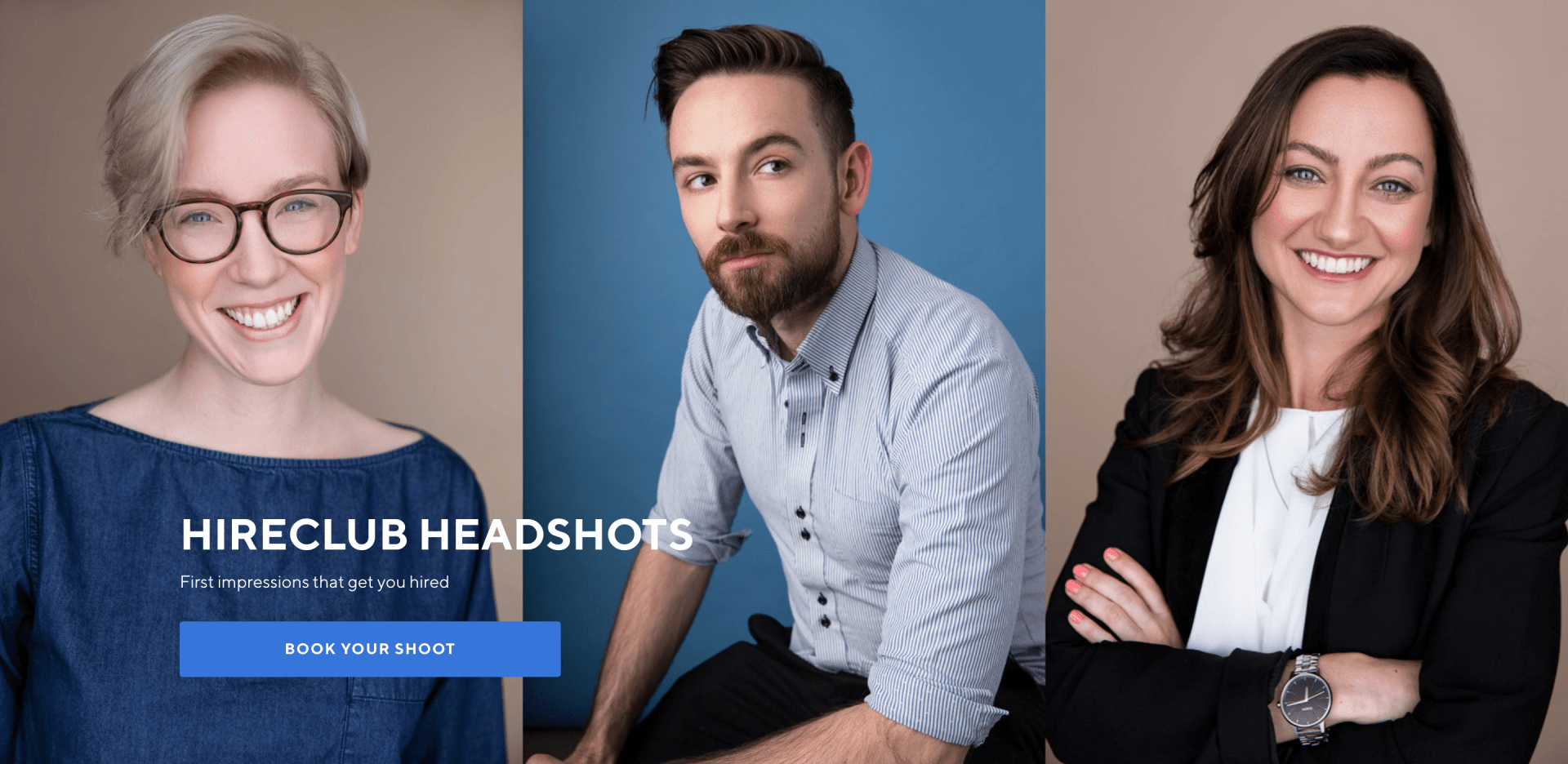 HireClub Headshots