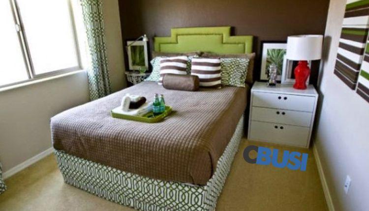 Dekorasi Kamar Tidur Sederhana 3