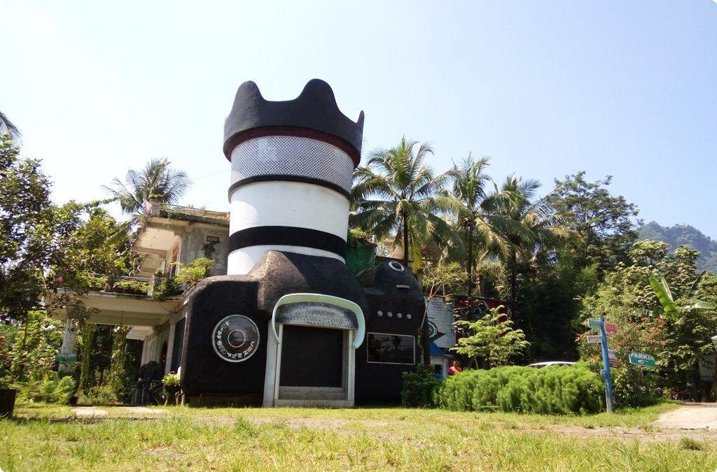 Magelang memiliki objek wisata unik Rumah Kamera