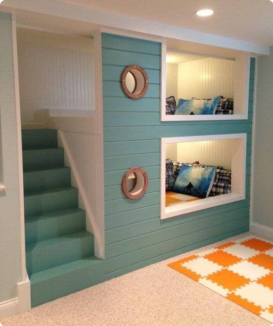 tempat tidur tingkat untuk kamar minimalis