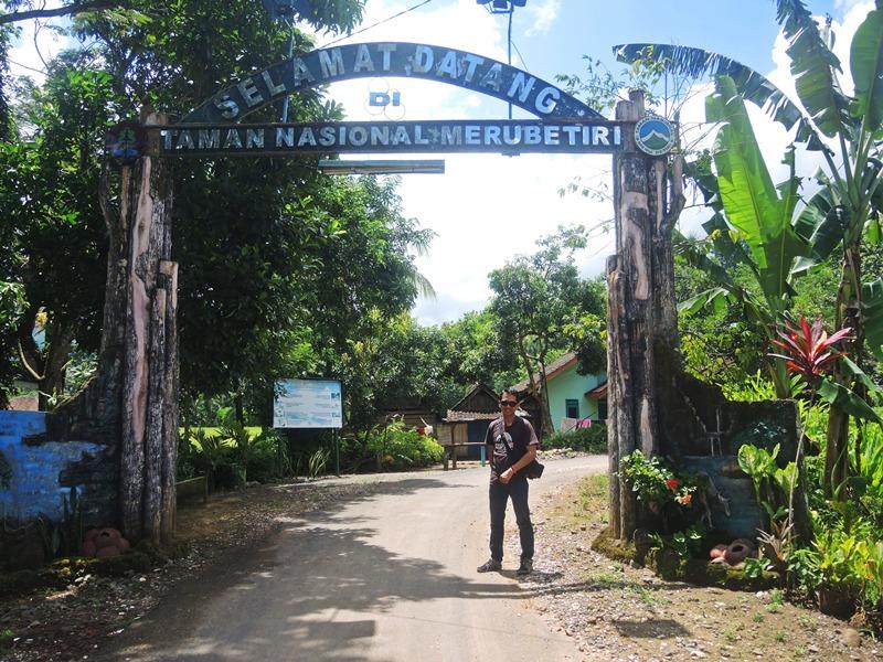 Berkunjung ke taman nasional merubetiri Jember yang menarik