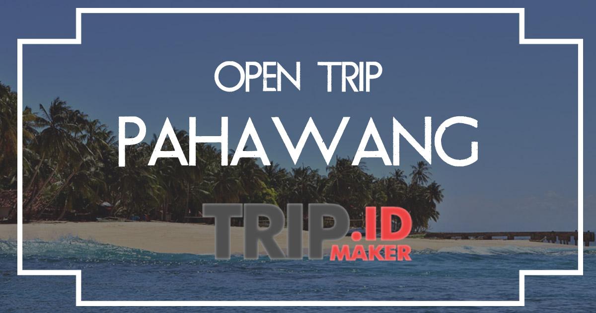 Open Trip Pulau Pahawang 2018