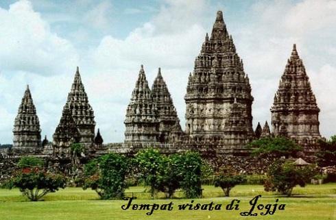 Candi Prambanan Tempat wisata di Jogja