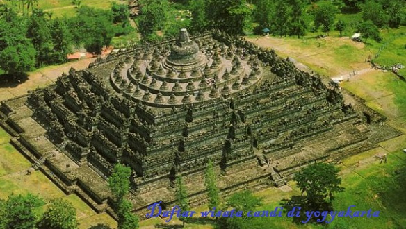 Daftar wisata candi di yogyakarta