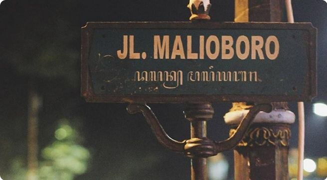 Jalan Malioboro Wajib Di kunjungi saat Ke Jogja