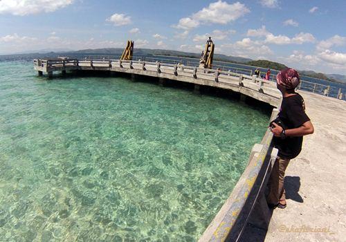 Wisata di Gili rengit Lombok