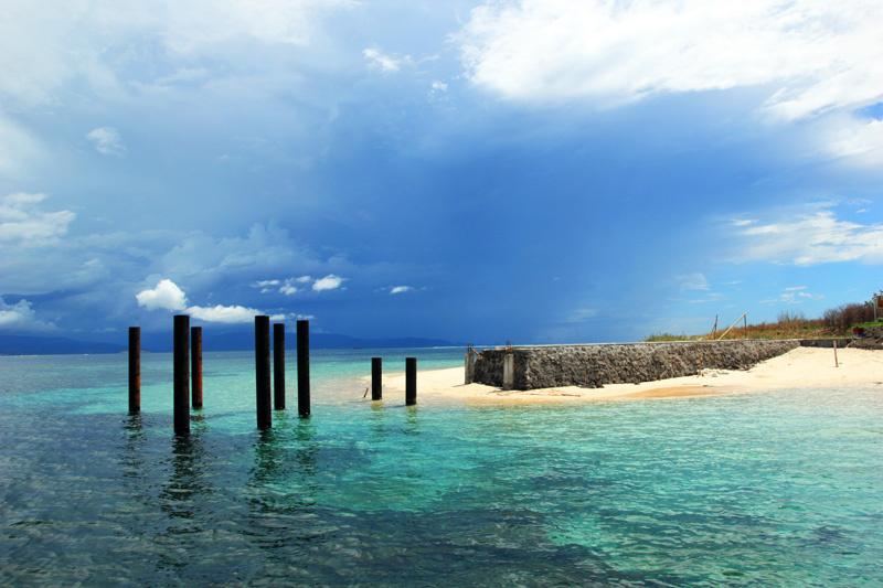 Gili Bidara di Lombok