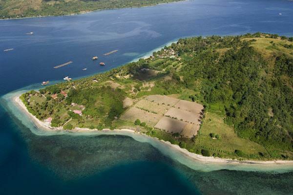 Tempat Wisata Gili Asahan Lombok