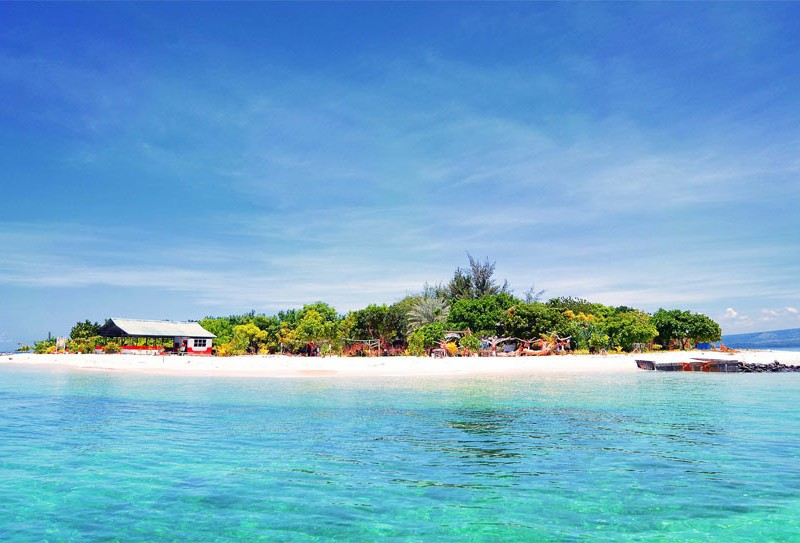 Tempat Wisata Gili Kapal di Lombok