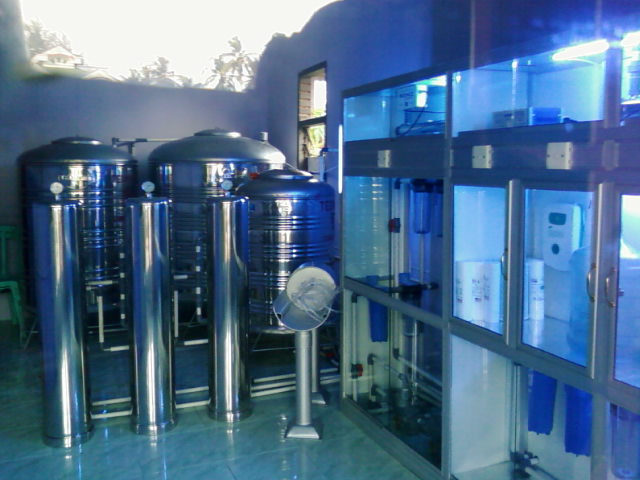 bisnis air isi ulang adalah Peluang usaha yang menjanjikan