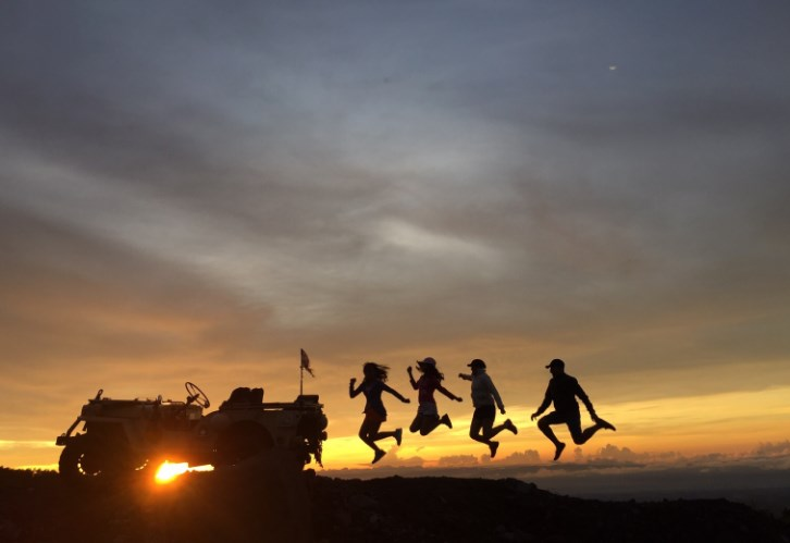 Lava tour merapi menjadi primadona tempat wisata alam di Jogja