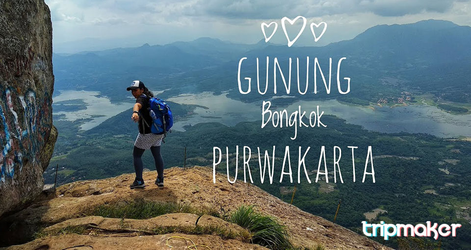 Tempat Wisata di Purwakarta Gunung Bongkok