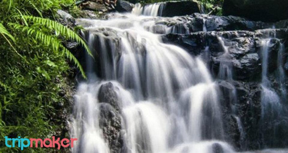 Tempat Wisata air Terjun di Bandung Curug Cilengkrang
