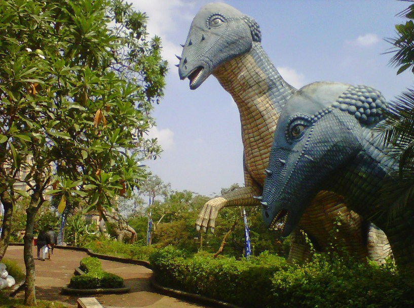 Wisata Fantasy Island Cibubur
