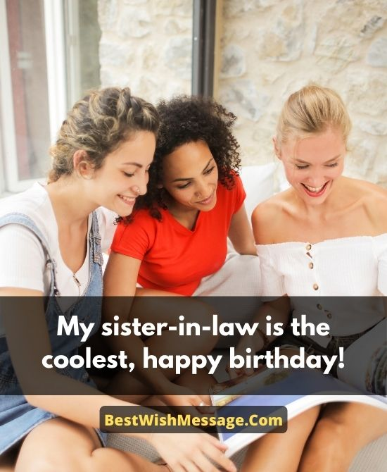 Religious Birthday Wishes for Sister-in-Law
