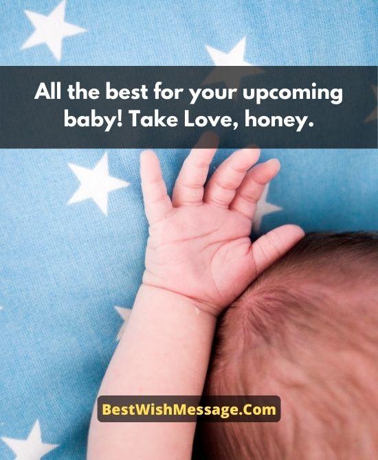 Baby Shower Greetings