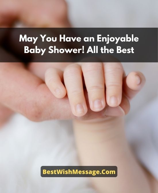 Best Baby Shower Messages When Not Attending