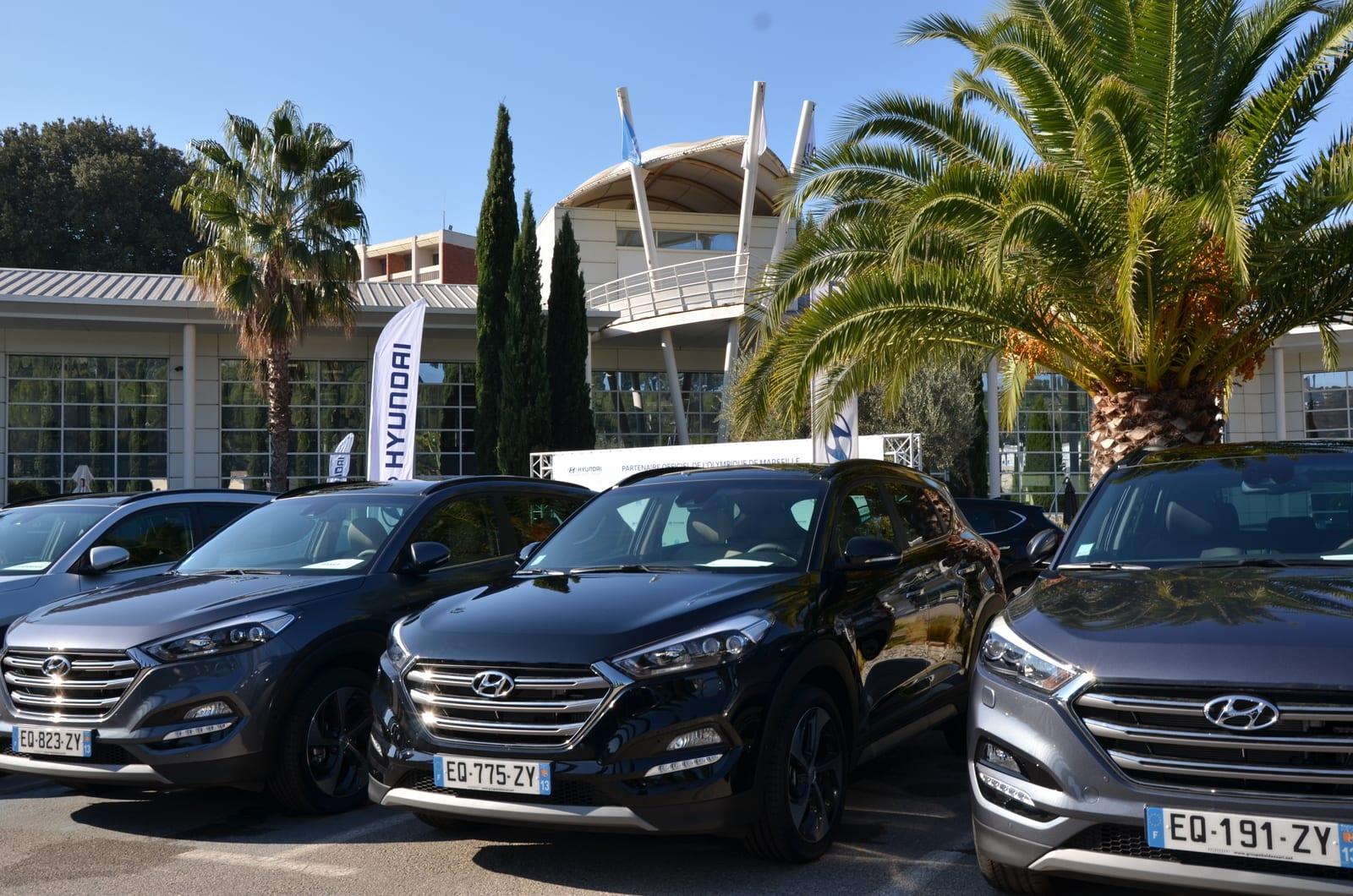 Olympique de Marseille – Hyundai