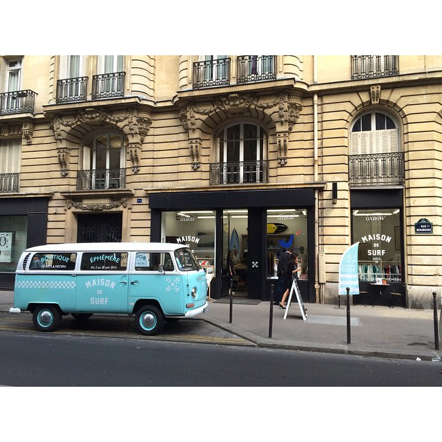 la maison du surf paris oxbow