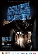 Finales Coupe de France Basketball 2014