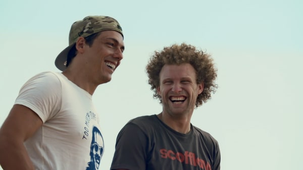 Andy et Taïg