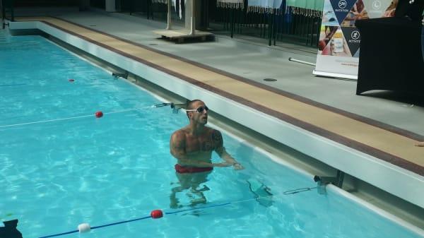 frédéric bousquet piscine molitor paris montre connectee withings