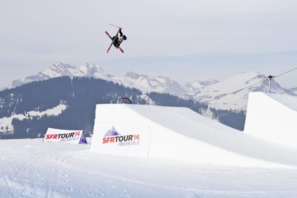 Gus Kenworthy - La Clusaz SFR Freestyle Tour 2014