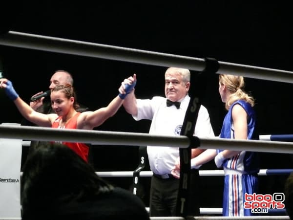 Sarah Ourahmoune championne de France en -51kg